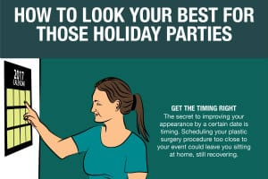 , How to Look Your Best for Those Holiday Parties [Infographic]